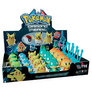 Peluche reversible Pokemon Serie 2