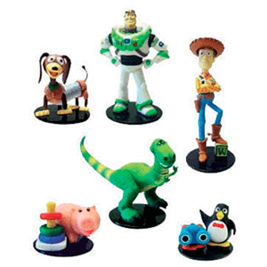 Gashabox Figura Toy Story