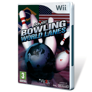 AMF 2 Bowling World Lanes