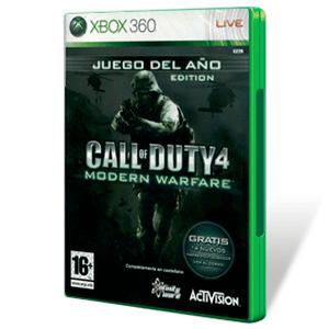 Call of Duty 4: Modern Warfare (Juego del año) [D]