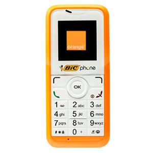 Bic Phone Orange 19€