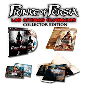 Prince of Persia: Las Arenas Olvidadas Edicion Coleccionista