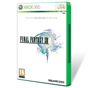 Final Fantasy XIII Edicion Coleccionista