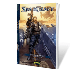 Starcraft: Primera Linea (Vol.4)