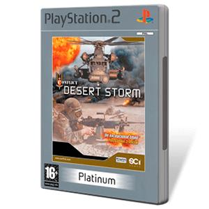 Conflict Desert Storm (Platinum)