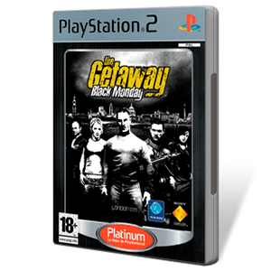 The Getaway: Black Monday (Platinum)