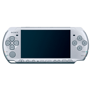 PSP 3000 Silver