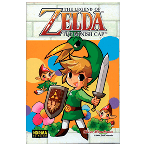 The Legend of Zelda 5: The Minish Cap