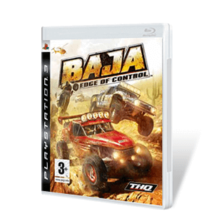 Baja Edge of Control