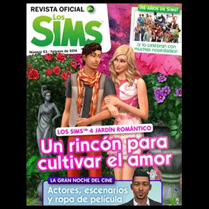 Los Sims nº 23 (Dev.)