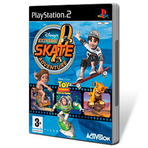 Disneys Extreme Skate Adventure