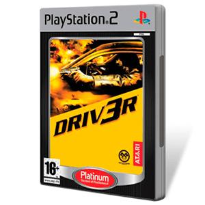 Driver 3 (DRIV3R) (Platinum)