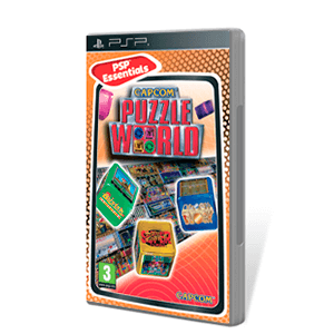 Capcom Puzzle World Essentials