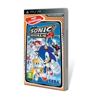 Sonic Rivals 2 Essentials