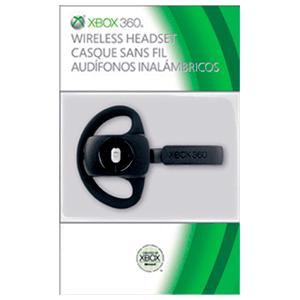 Headset Inalambrico Microsoft Negro