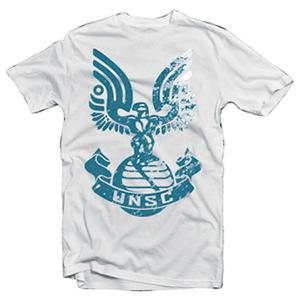 Camiseta Halo Reach UNSC Talla L