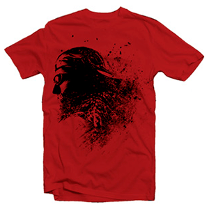 Camiseta Medal of Honor Revolution Roja Talla L