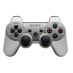 Controller Sony Dualshock 3 Plata