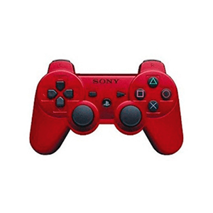 Controller Sony Dualshock 3 Rojo