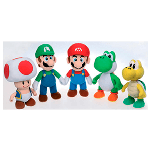Peluche Surtido Mario