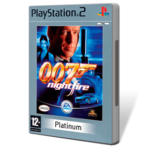 James Bond 007: Nightfire (Platinum)