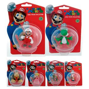 Figura Mario Blister Pack Serie 3
