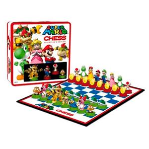 Juego de Ajedrez Super Mario Bros