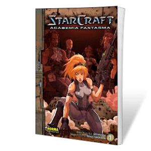 Starcraft: Academia Fantasma (Vol. 1)