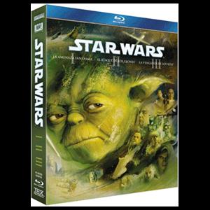 STAR WARS: Trilogía Episodio I-III (2011)