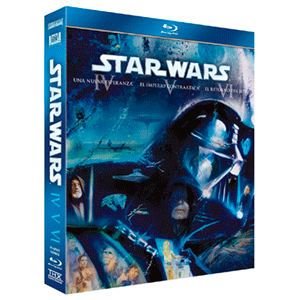 STAR WARS: Trilogía Episodio IV-VI 2011