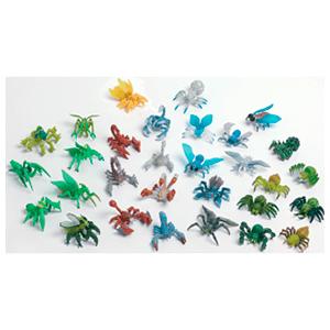 Figura Colección Insectos Mutantes