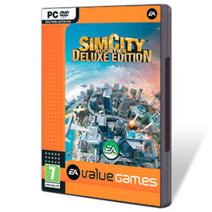 SimCity Societies Deluxe Edition Value Games