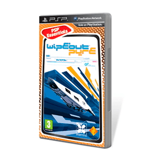 Wipeout Pure Essentials
