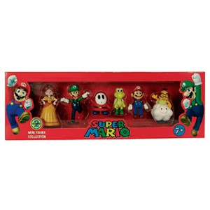 Mario Pack 6 Minifiguras (Serie 2)
