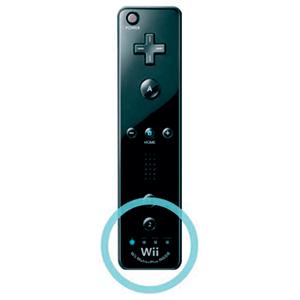 Mando Wii Remote Plus Nintendo Negro