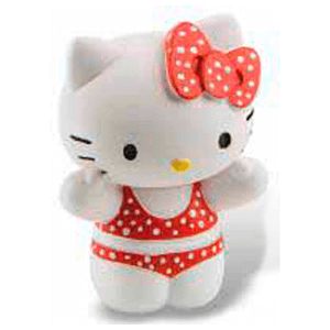 Hello Kitty Bikini (Expositor)