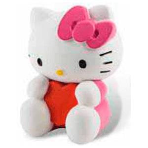 Hello Kitty Sentada (Expositor)