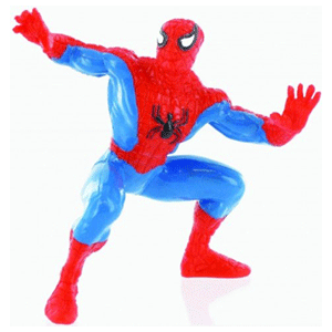 Spiderman (Expositor)