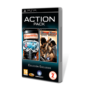 Pack Shaun White + Prince of Persia