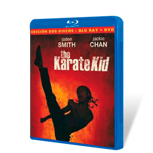 The Karate Kid Bluray + DVD