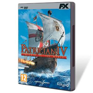 Patrician IV Imperio de los Mares