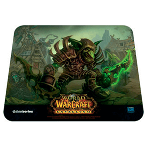 SteelSeries QCK World of Warcraft Cataclysm: Goblin