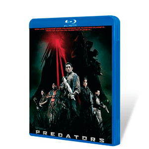 Predators Bluray + DVD + Copia Digital