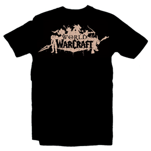 Camiseta World of Warcraft Talla L