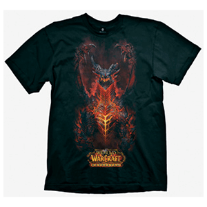 Camiseta World of Warcraft: Deathwing Talla L