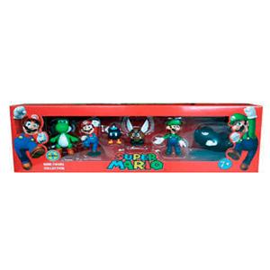 Mario Pack 6 Minifiguras (Serie 1)