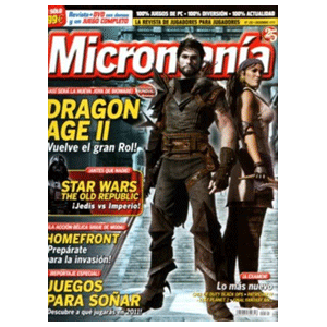 Micromania nº 191 (Dev.)
