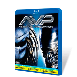 Alien vs Predator Bluray + DVD + Copia Digital