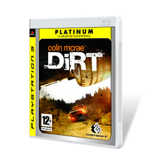 Colin McRae Dirt (Platinum)