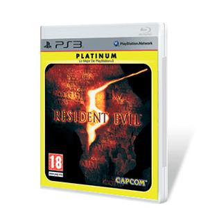 Resident Evil 5 Platinum